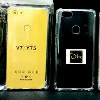 Case Anti Crack Vivo V7 / Softcase Vivo Y75