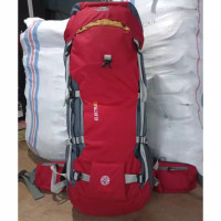 carrier TNF The North face 60 liter + Cover Bag