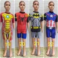 Baju Renang Anak TK/SD Karakter