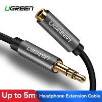 Ugreen Kabel Extension Jack Audio 3.5mm Male to Female W/O Microphone