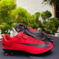 Sepatu Bola Nike Mercurial Vapor 11 University Red FG