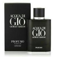 Buy 1 get 1 Parfum ORI Giorgio Armani aqua di gio black for men 100 ml