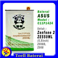 Baterai Asus Zenfone 2 ZE550ML Z008D Z008 5.5 inch C11P1424 Rakkipanda