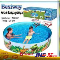 Kolam renang anak Tanpa Pompa Bestway 183 cm