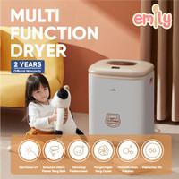 Emily Multi Function Dryer with UV Light / Alat Pengering Pakaian