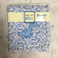 selimut bayi elegant kids blanket - Dino