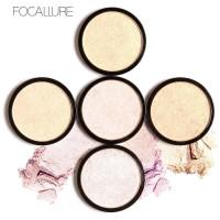 FOCALLURE Highlighter Powder dengan 5 Pilihan Warna - 02