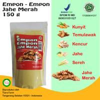 Empon - Empon Jahe Merah 150 g ( Tiara Farm )