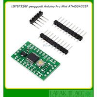LGT8F328P MiniEVB alternatif Arduino Pro Mini ATMEGA328P Driver Board
