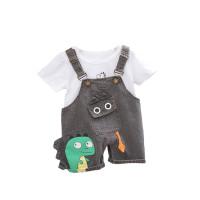 Dino Overall / Jumpsuit Bayi / Setelan Bayi