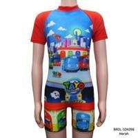 baju renang anak laki tayo usia 4 - 9 tahun Tk SD diving anak cowok ta