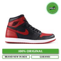Nike Air Jordan 1 High Og Retro Bred Banned 2016