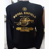 Baju Kaos Tshirt Lengan Panjang Royal Enfield