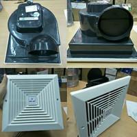 Exhaust Fan Ceiling Sekai 8 inch MVF 893