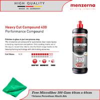 Menzerna Heavy Cut Compound 400 1 liter (1000ml)