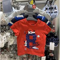 T-shirt mothercare original baby isi 3