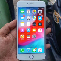Iphone 6 Plus 128Gb Second Normal