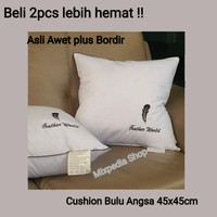 Cushion Insert Bantal Sofa Bulu Angsa