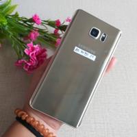 Samsung Galaxy Note 5 4/32 Gb Gold Mulus Resmi Sein