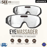 ALAT PIJAT MATA EYE MASSAGGER ADVANCE