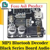 MP3 Bluetooth Decoder Audio Amplifier Lossless Black Series PCB Module