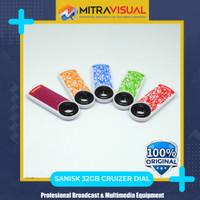 Sandisk 32Gb Cuizer Dial 100% Original (Bulk Packing)