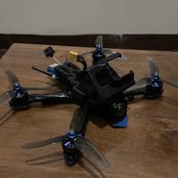 Jual drone fpv apex 5 inch plus cinebee