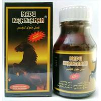 MADU KEJANTANAN KUDA HITAM obat herbal kuat stamina pria dewasa