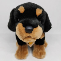 Boneka Anjing Yorkie/Rottweiler Puppy (M)