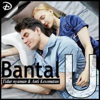 BANTALU BANTAL U LUBANG TANGAN multifungsi ARM HOLE PILLOW