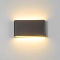 Lampu Dinding teras Hias Outdoor waterproof Minimalis - 12W