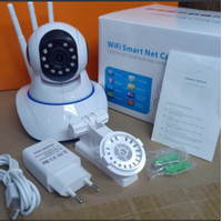 IP Camera CCTV Wifi | IP CAM WIRELESS 3 Antenna V380 PRO