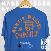 T-shirt Geng Mawar (Mawar Cycling Club) by Coiskius