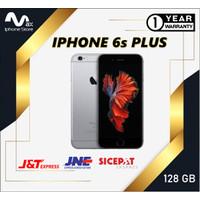 APPLE IPHONE 6S PLUS 128GB ORIGINAL FU GSM GARANSI TOKO 1 TAHUN - GREY