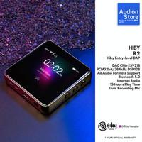HIBY R2 ES9218 Bluetooth 5.0 PCM32Bit DSD128 Portable Audio Player DAP - Unit Only