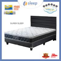 SLEEP CENTER COMFORTA BED SET SUPER SLEEP M 160x200