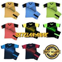 setelan baju olahraga sepak bola MIZUNO Jersey SSB anak SD
