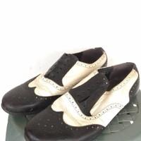 sepatu vintage classic wingtip brogue like docmart doctor martens