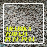 Greenbean Kopi Arabika Toraja Pulu Pulu Asli 1000gr