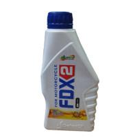 Oli FDX 2 Defas Oil Untuk Oli Motor Matic / FDX2 Sae 10w-30 0,8 liter