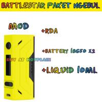 MOD Smoant battlestar 200W TC