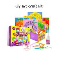 Zoetoys DIY Art Craft Kit   mainan edukasi   mainan anak   edutoys
