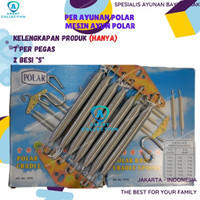 Ayunan bayi per polar original untuk mesin ayunan baby merk polar