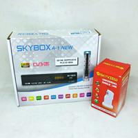 Receiver Parabola SKYBOX HD A1New AVS 8mb