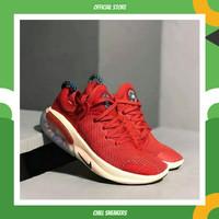 Sepatu Nike Joyride Flyknit RED WHITE - Sneakers Pria Murah Impor