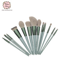 VS - Set 13pcs Kuas Make Up Brush