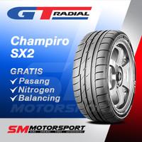 GT Radial Champiro SX2 195/50 R15 Ban Mobil