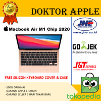 Apple MacBook Air M1 Chip 2020 8GB 13 256GB / 512GB GRAY GOLD SILVER