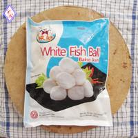 White Fish Ball Mr Ho 450gr Bakso Ikan