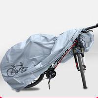 TaffSPORT Cover Sepeda MTB Lipat Sarung Parasut Anti Hujan Debu